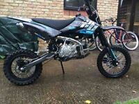 Welsh Pit Bike 160cc TWIN Exhaust - Immaculate Condition