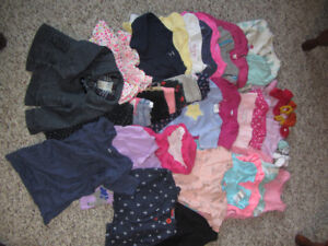 Girl 6-9 Month clothes