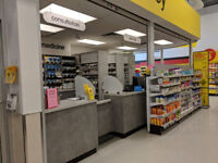 Pharmacy Assistant (Part Time)  Needed Innisfail (in No Frills)