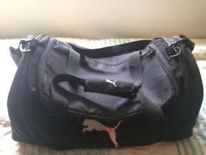 Puma gym bag...15$