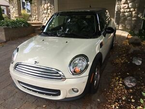 2011 Mini Cooper 84500km, 1.6L AT