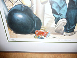 """Richard Hayman """"Baby Bears"""" 1986 Signed and Numbered (122/300) Stratford Kitchener Area image 6"""