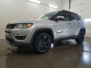 2018 Jeep Compass 4x4 North
