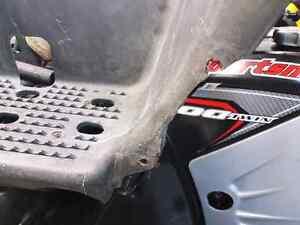 Polaris Sportsman 500-700 seat footwells plastics  Kitchener / Waterloo Kitchener Area image 6
