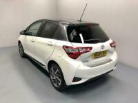 2019 Toyota Yaris 1.5 VVT-i Y20 5dr [Bi-tone] HATCHBACK Petrol Manual