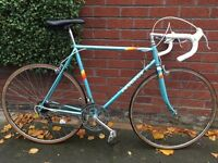 "Vintage Peugeot Road Bike. 23"" Racer. Eroica suitable."