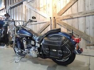 2003 Harley-Davidson FLHTC Heritage Softail Classic Peterborough Peterborough Area image 6