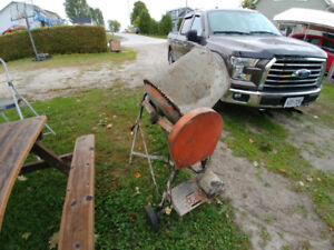 Cement mixer for sale