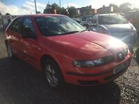 2002 SEAT LEON 1.6 S 5dr VERY CLEAN WELL MAINTAINED