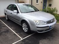 Ford mondeo lx tdci 6 speed