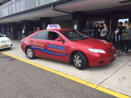 Driving School Normanhurst, Driving Lesson Hornsby Heights