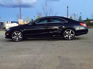 2012 Mercedes-Benz CLS-Class Sedan