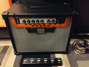 Sell/Trade, Mint, Roland GA-112 Guitar Amplifier with Footswitch