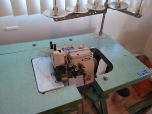 Surjeteuse industrielle Brother MA4-B551