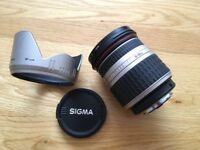 Sigma Hyperzoom Aspherical IF 28 X 300mm 1:3.5-6.3 Good Used Condition