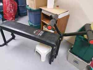 Workout Bench $30 OBO