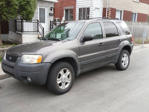 2003 Ford Escape Familiale