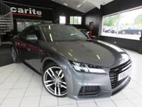 Audi Tt Tfsi Quattro S Line Coupe 2.0 Semi Auto Petrol