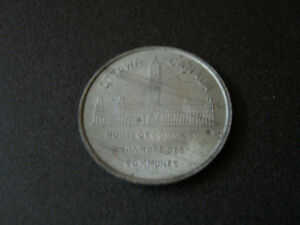 1948 Special Collector Coin – Louis St-Laurent Stratford Kitchener Area image 2