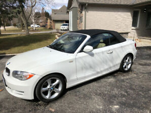 2011 BMW 128i Cabriolet Convertible