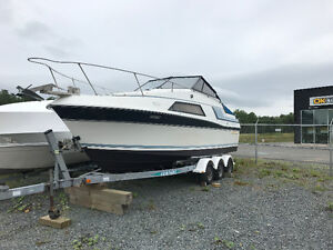 1987 CARVER MONTEGO 26 DOUBLE CABIN CRUISER