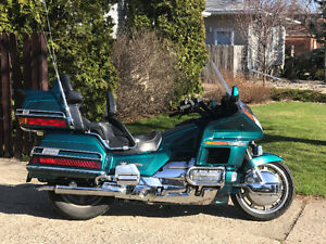 1995 Honda Goldwing 1500SE 20th Anniversary Edition