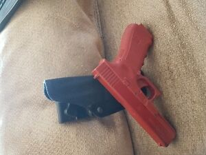 Gould & Goodrich Holster Red Training G_u_n