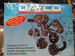 New Dayco Timing Belt 2.5l engine