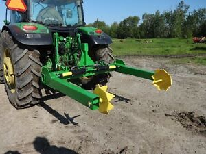 Attachments for Large John Deere Tractors