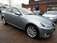Lexus IS 220D SE (FULL LEATHER SEAT + LONG MOT) (blue) 2006