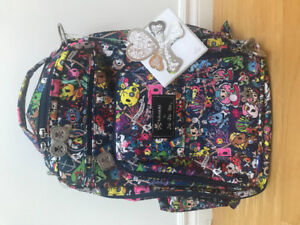 Brand new Jujube Super Be backpack (Be Right Back) - Sea Punk