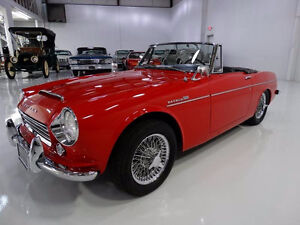 Looking for 1965-1970 Datsun roadster