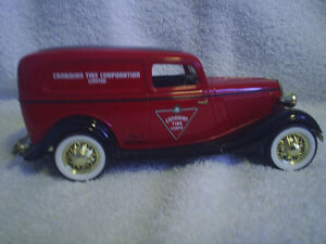 Collectable Antique - Canadian Tire Die Cast 1934 Ford Sarnia Sarnia Area image 3