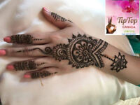 Henna (Mehndi) artist at your event #bridal #party #marriage