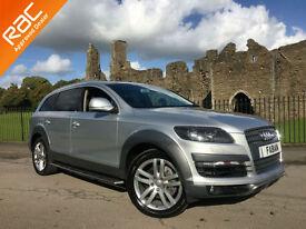 2008 Audi Q7 Quattro 3.0TDI ( 229bhp ) Limited Edition **77,000 - Full History**