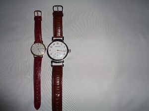 LOT OF 2 PIECES SWISS AUTHENTIC AUDEMARS PIQUET WATCH