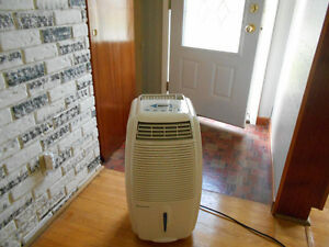 SIMPLICITY PORTABLE HOME COMFORT (HEATER & DEHUMIDIFER)