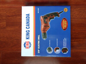 Brand New King Canada Electric Drill for Sale