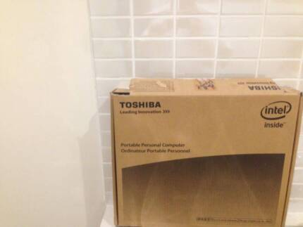 toshiba Satelite pro r50-b 5th gen - i5 core 15.6 inch in box