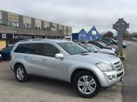 2007 (57) MERCEDES GL320 CDi 7 SEATER Leather Diesel Automatic 4x4 Sat Nav FSH