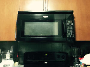 Whirlpool Microwave OTR - Fully working condition