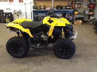 Unused 2013 Can-Am Renegade 800R