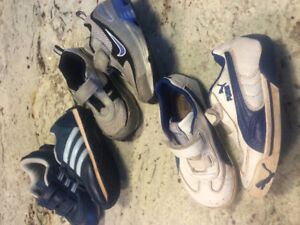 Toddler boys size 8 sneakers