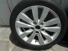 2009 - 2013 KIA CERATO SLI 17 INCH FACTORY ALLOYS @ AS NEW TYRES Adelaide CBD Adelaide City Preview