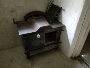 Free Cast Iron Stove