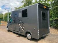 NO VAT 2020 BRAND NEW BUILD HIGHEND STALLION 2 STALL HORSEBOX - METALLIC GREY
