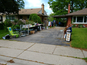 2 Day Moving Sale! 60 Highman Ave
