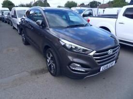 Hyundai Tucson 2.0CRDi ( 136ps ) ( 4WD ) Premium, 5 Door