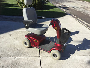 4 WHEEL LEGEND MOBILITY SCOOTER