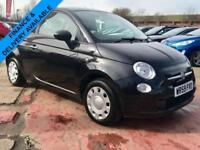 2009 FIAT 500 POP 1.2 FULL SERVICE HISTORY LONG MOT 3DR 69 BHP